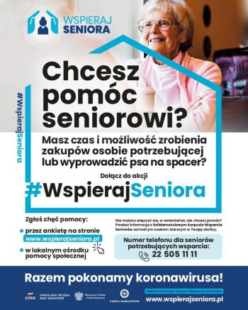 "Program ""Wspieraj Seniora"""